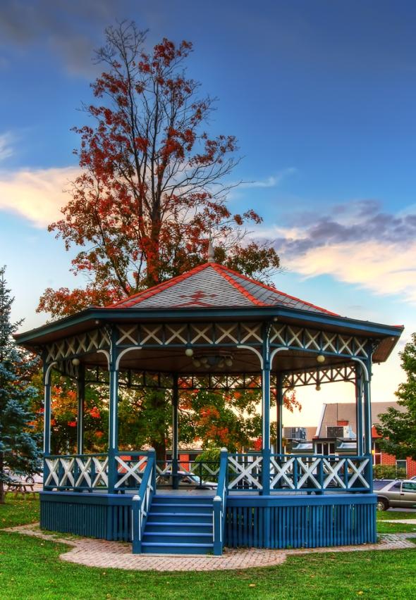 Elmira Bandstand